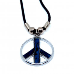 Pendentif signe peace and...