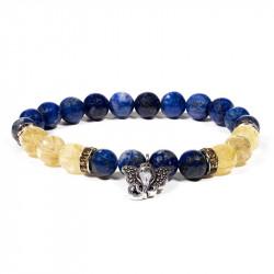 Bracelet lapis lazuli /...