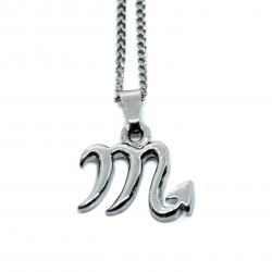 Pendentif astrologie Scorpion