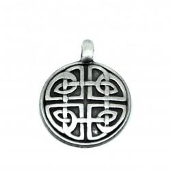 Pendentif entrelac celtique