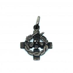 Pendentif croix druidique...