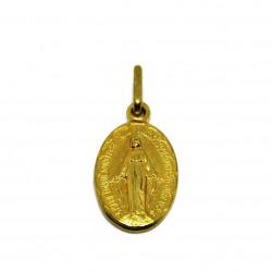 Médaille Vierge miraculeuse...