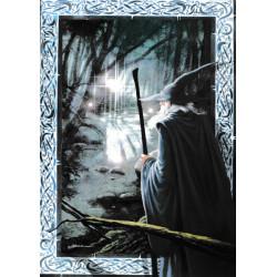 Affichette : le magicien /...